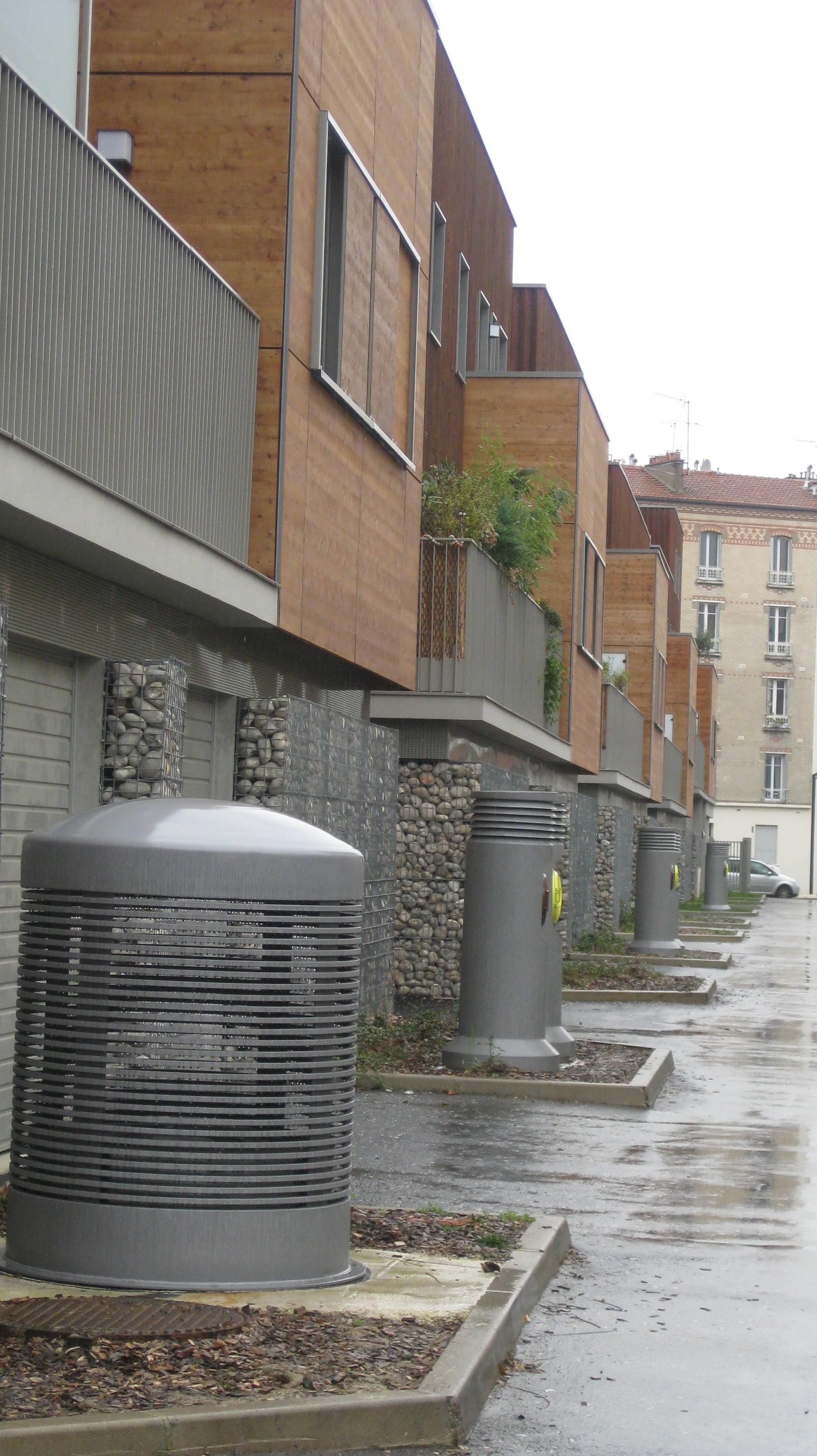 Romainville premi re ville d le de france mettre en for Piscine exterieur 93